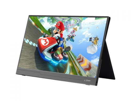 GS156FT Ultra-thin portable monitor