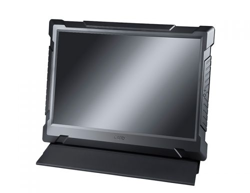 GS173QR Thick professional gaming portable monitor