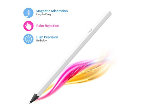 G-STORY Stylus Pen Rechargeable Digital Pen with High Precise Ultra-fine Pen Head for iPad